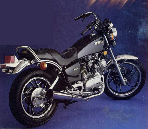 Yamaha XV750 Virago 81
