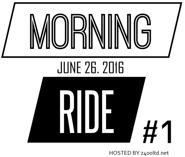 MORNING_RIDE_#1