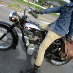 旧車・レトロ・クラシックなバイクに似合うバッグ
