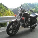 過去に乗ったバイク GL500カスタム