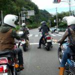 おしゃれな春物バイクジャケット(プロテクション有り無し)