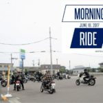 MORNING RIDE #6のレポート